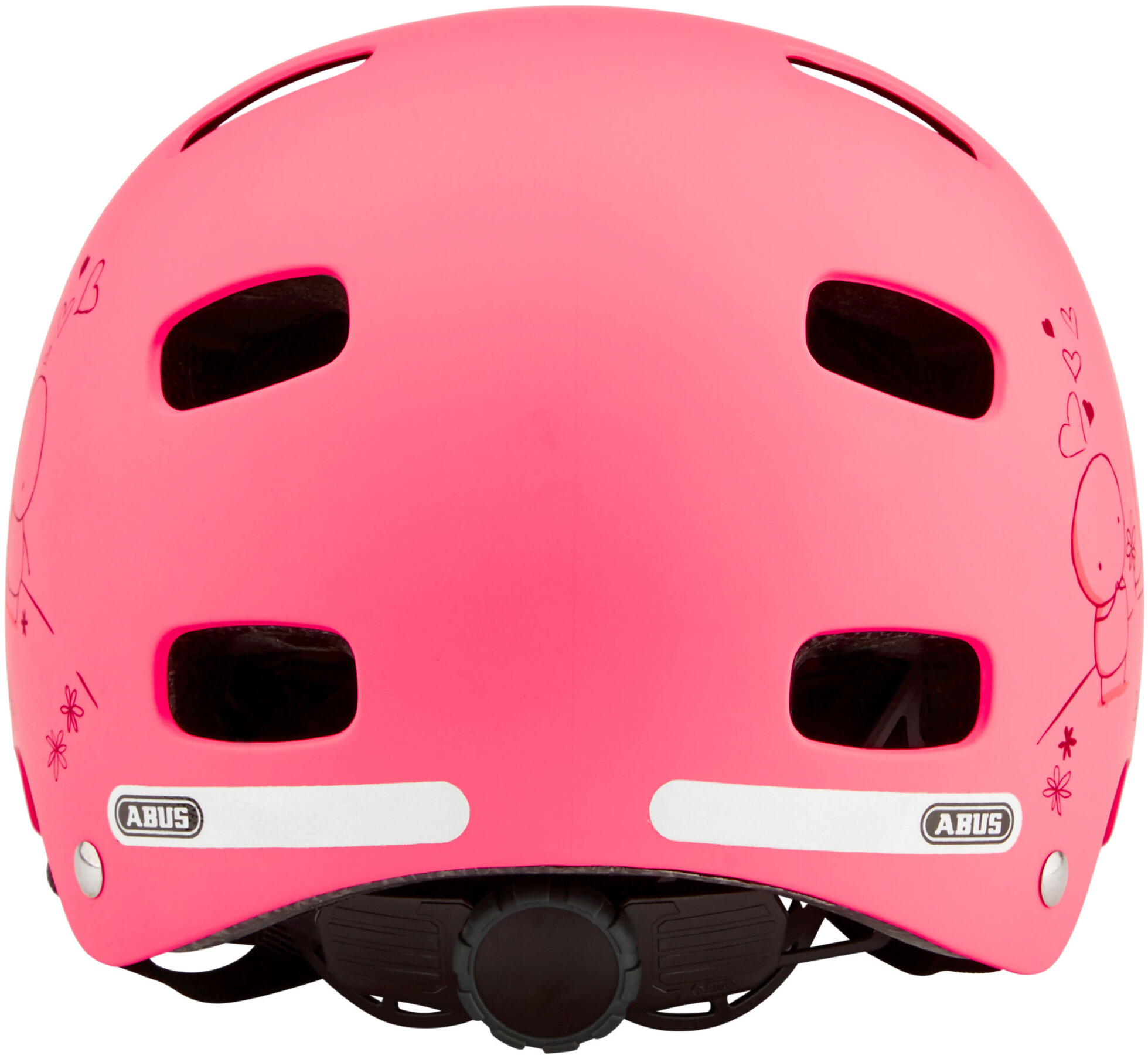 abus scraper kid 2 0 bike helmet children pink at. Black Bedroom Furniture Sets. Home Design Ideas